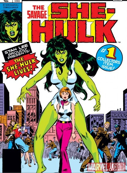 The 'She-Hulk' Disney Plus series introduces a character who first appeared in the Marvel Comics in ...