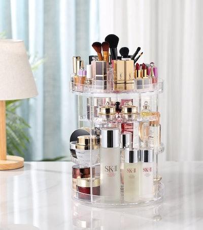 AMEITECH Rotating Makeup Organizer