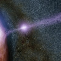 The bonkers connection between massive black holes and dark matter