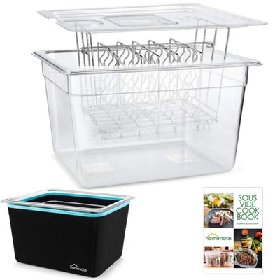 HOMENOTE Sous Vide Container