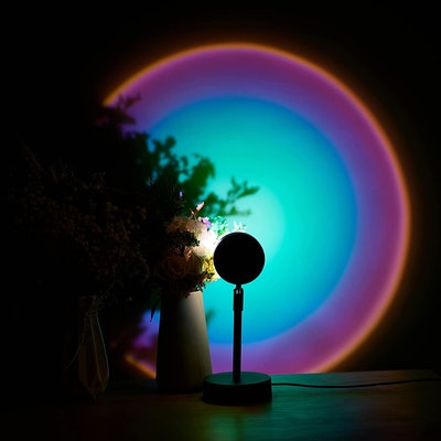 CORATED Sunset Lamp Projector