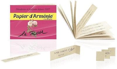 Papier d'Armenie La Rose Burning Papers (12-Pack)