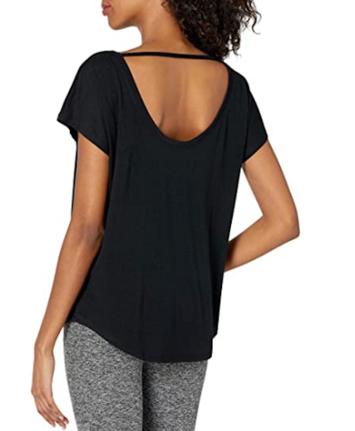 Amazon Essentials Open-Back Shirt