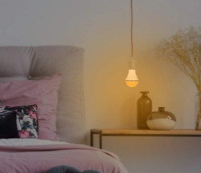 KINUR Amber Light Bulb