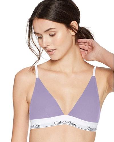 Calvin Klein Modern Cotton Triangle Bra