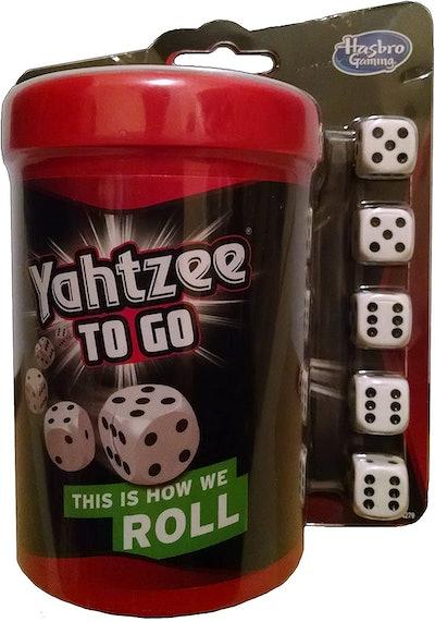 Hasbro Yahtzee To Go