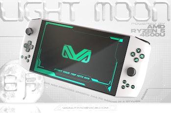 Aya Neo handheld pc gaming console