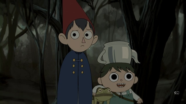Over the Garden wall won an Emmy in 2015 for Outstanding Animated Program.