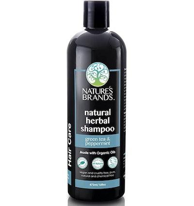 Nature's Brands Natural Herbal Shampoo