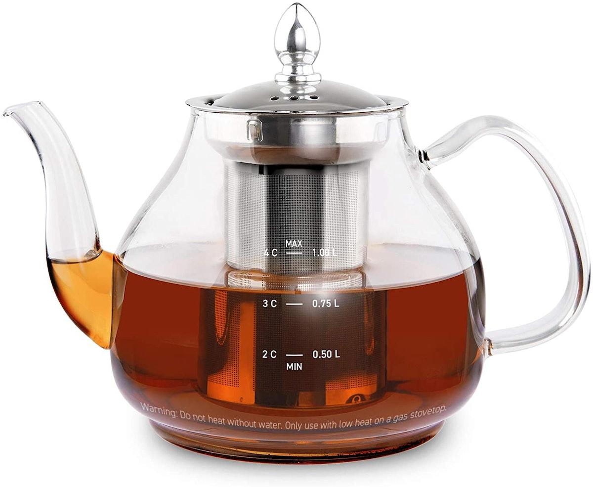 COSORI Glass Teapot
