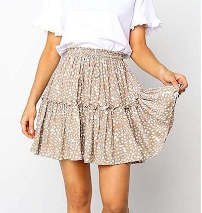 Relipop Mini Skater Skirt