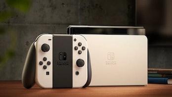 The Nintendo Switch (OLED Model)