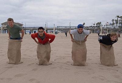 sandbag races