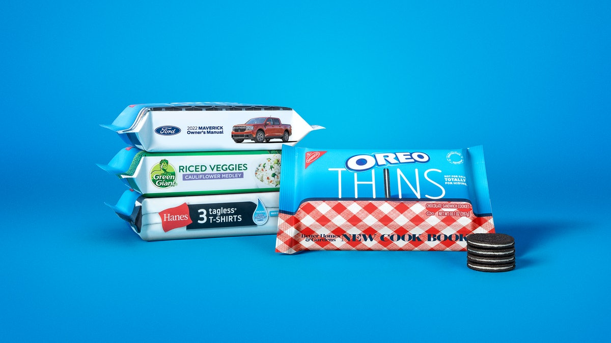 Here's how to enter Oreo Thins Protection Program sweepstakes worth $25,000.