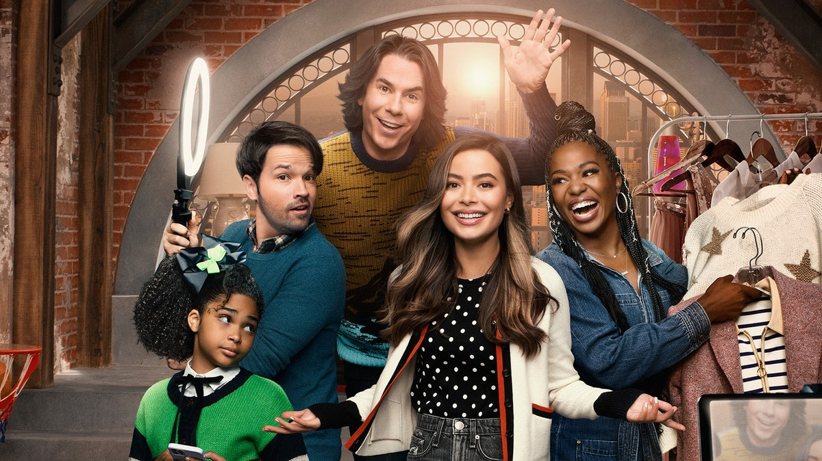 The 'iCarly' revival has been renewed for Season 2.