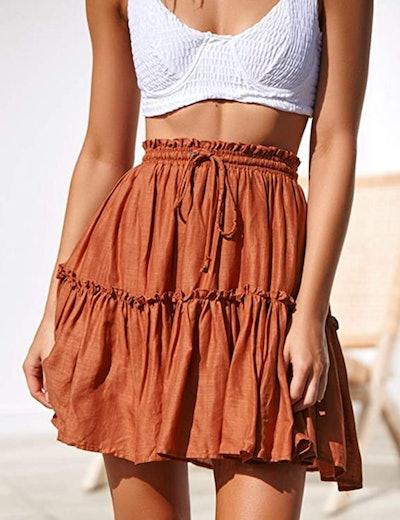 Relipop Flared Skirt