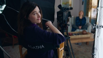 """Kathryn Hahn during the """"Agatha All Along"""" sequence in WandaVision Episode 7"""