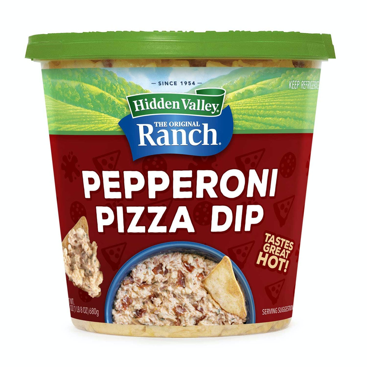 Sam's Club is selling a Ranch Pepperoni Pizza Dip.