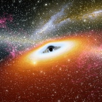 Look: Scientists imaged an intensely powerful force coming from a black hole
