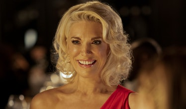 Hannah Waddingham in 'Ted Lasso' Season 2 on her date with John Wingsnight