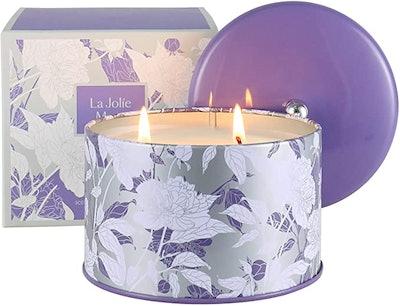 LA JOLIE MUSE Lavender Candle