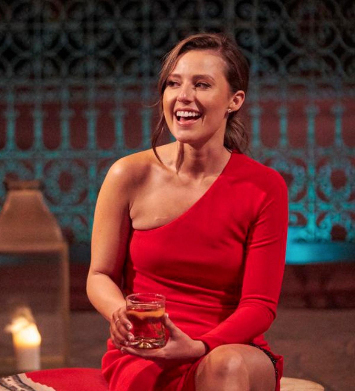 Katie Thurston on Season 17 of 'The Bachelorette' on ABC