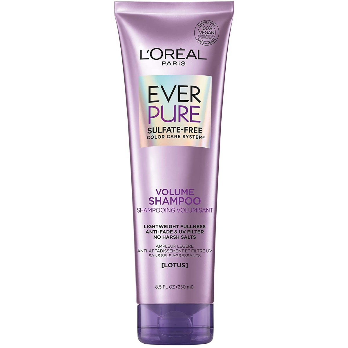 L'Oreal Paris EverPure Sulfate Free Volume Shampoo