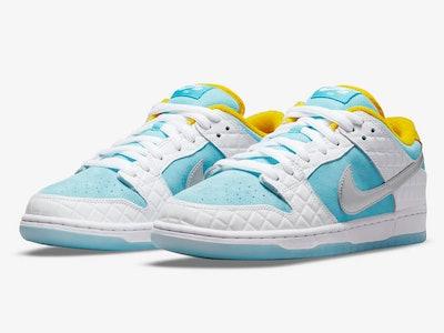 Nike SB FTC Olympic Dunk