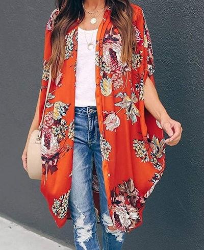 Ivay Floral Kimono