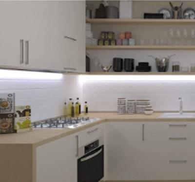 LAFULIT Under Cabinet Lighting Kit