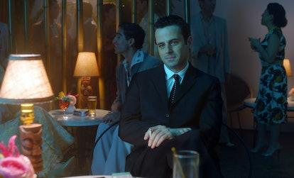 Luke Kirby played Lenny Bruce in 'The Marvelous Mrs. Maisel' before joining 'Gossip Girl.'