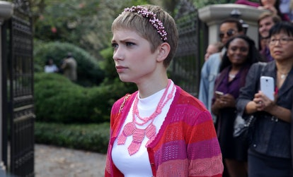 Tavi Gevinson played Feather on 'Scream Queens' before playing Kate on 'Gossip Girl.'
