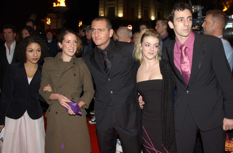 Cast of 2 Pints of Lager and a packet of crisps - Kathryn Drysdale, Natalie Casey, Will Mellor, Sher...