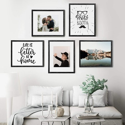 upsimples Gallery Photo Frames (Set of 5)