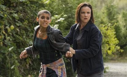 Jordan Alexander starred in the series 'Sacred Lies' before playing Julien on 'Gossip Girl.'