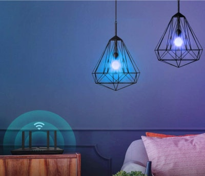Kasa Smart Light Bulbs (2 Pack)