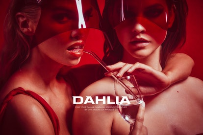 Stella Maxwell and Barbara Palvin for Dahlia Tequila.