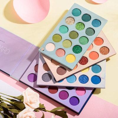 BestLand 4 in 1 Color Board Makeup Palette
