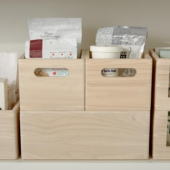 All-Purpose Bins Storage Solution