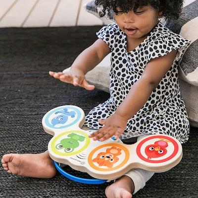Baby Einstein Magic Touch Wooden Drum