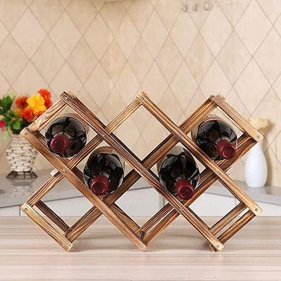 Ferfil Wooden Wine Rack
