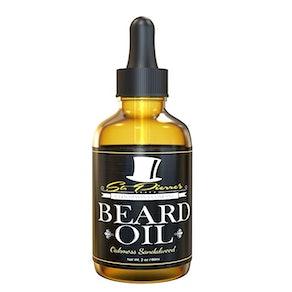 St. Pierre's Sandalwood Beard Oil