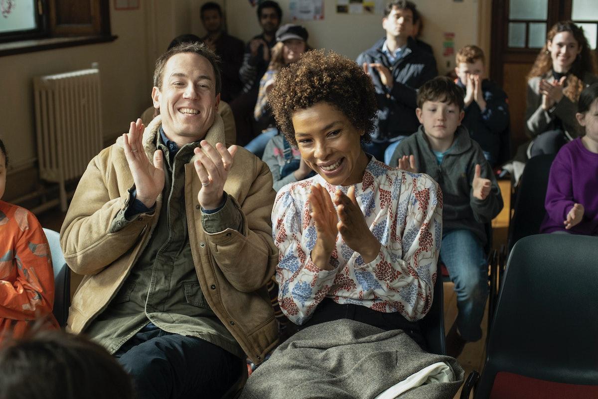Tobias Menzies and Sophie Okonedo in 'Modern Love' Season 2