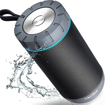 COMISO Waterproof Bluetooth Speaker