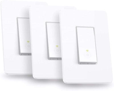 Kasa Smart Light Switches (3 Pack)