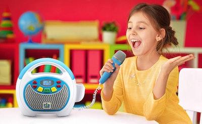 eKids KIDdesigns Mother Goose Club Bluetooth Radio