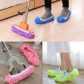 AIFUSI Mop Slippers (10-Pairs)