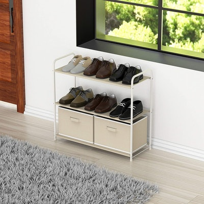 Simple Houseware Closet Storage