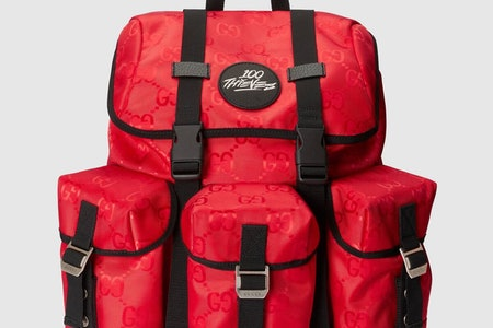 Gucci 100 Thieves Backpack