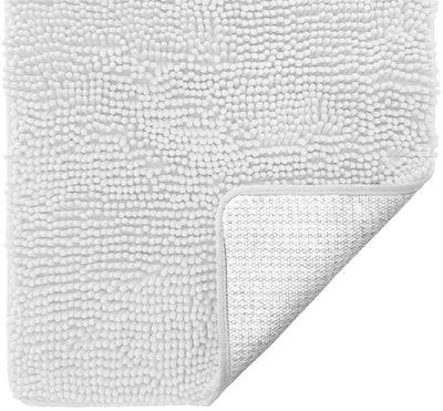 Gorilla Grip Chenille Bathroom Rug Mat